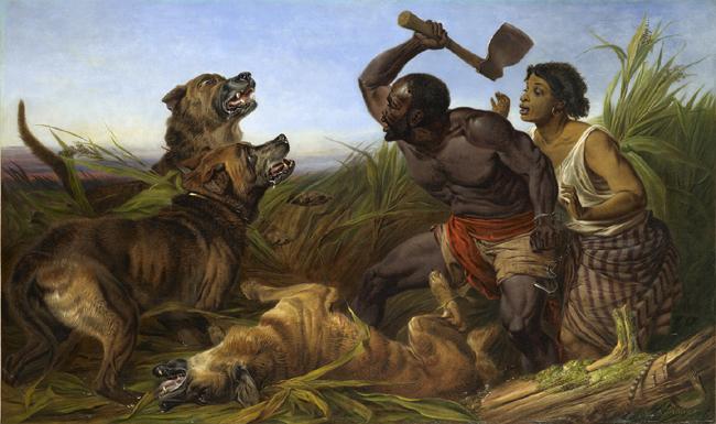 Hunted Slaves