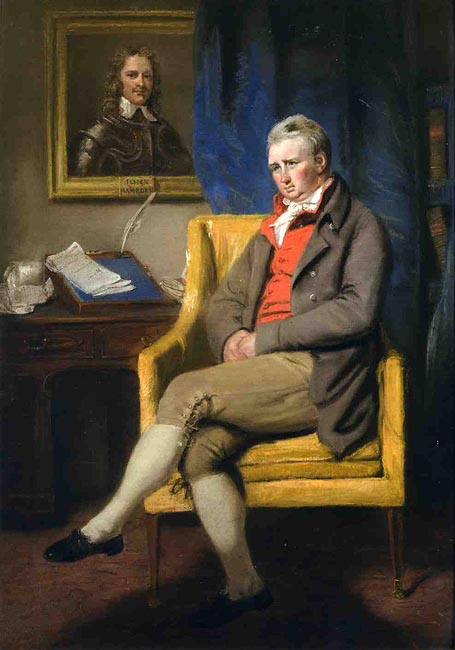 Portrait of William Cobbett
