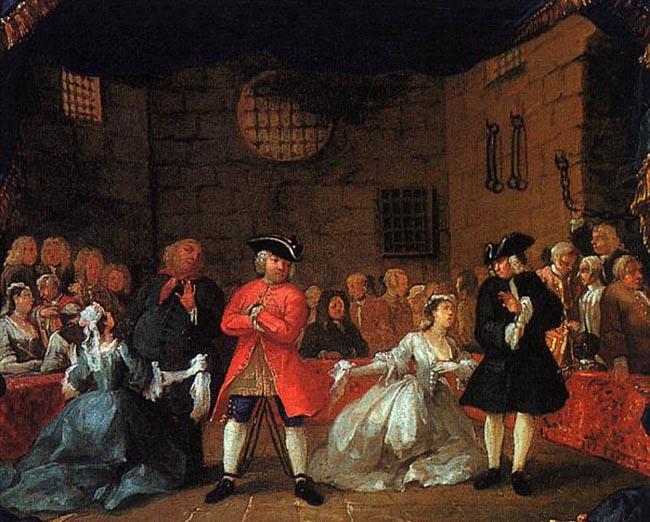 The Beggars Opera, Act III, Scene XI